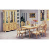 7-Piece Coronado Antique White Dinette Set 8665 (A)