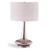 Chrome Finish Table Lamp 900557 (CO)