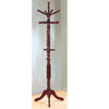 Coat Rack In Dark Walnut Finish 900769 (COFS13)