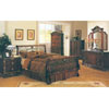 Bourdeax Marble Top Bedroom Set 9_ (A)
