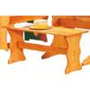Chelsea Brazilian Pine Bench 90367N2-01-KD-U (LN)