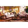 Pecan Living Room Set 907_ (ML)