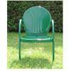 Steel Tulip Chair 9140_ (LB)