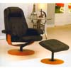 Swivel Recliner & Ottoman 9301 (ML)