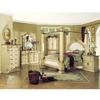 Roman Empire Antique White Bedroom Set 9356/63/70 (A)