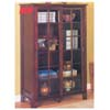 Cappuccino Finish Bookcase 950152 (CO)