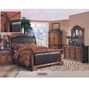 Roman Empire Sleigh Bedroom Set  9674/77/80 (A)