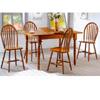 5 Pc. Spiced Oak Dining Set 9880/9814 (WD)