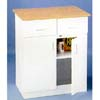 24 In.  Deep Insulated Metal Base Cabinet B2430 (ARC)
