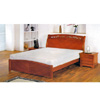Solid Wood Bed B39 (PK)
