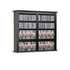 Double Floating Wall Media Storage FW-0349 (PP)