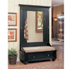 Hall Tree with Storage 900651(CO)