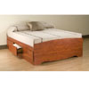 Full Size Platform Storage Bed BD-5600-3K_ (PP)