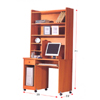 Computer Desk With Hutch CD-790_(ALA)