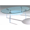 Glass Top Coffee Table CT320C (PK)