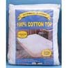 Mattress Pad/100% Cotton Top (AP)