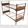Commercial Grade Platinum Series Bunk Bed PL3_0-750/800(ABM)