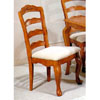Dinning Chair In Oak Finish F1030 (PX)
