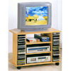 Corner TV/CD Cart F4403 (PX)