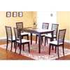 5 Pcs Solid Wood Dinette Set F5446/F5509(TMC)