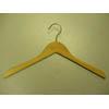 Gemini-concave coat hanger natural  GMV8807 (PM)