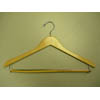 Genesis flat suit hanger w/lock bar GNC8803 (PM)