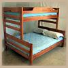 Aspen Twin/Double Bunk Bed RU1950(RU)