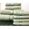 8PC. Set  Jade Egyptian Cotton Towels ed8pc (RPT)