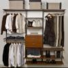 freedomRail 7-foot Closet Kit 14029257(OFS1080)