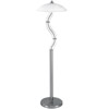 Curvy Floor Lamp LS-8318PS/CLD  (LS)