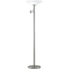 Maxton Swing Arm Floor Lamp LS-9915PS/CLD (LS)