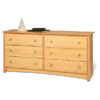 6 Drawer Dresser DC-6330_ (PPFS)