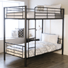 Malia Twin/Twin Bunk Bed VVRO4529(WFFS)