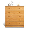 5 Drawer Chest BD-3038-5_  (PP)(Free Shipping)