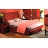 Queen Bed With Drawers P163B (PK)