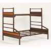 Platinum Twin/Full Bunk Bed (400 Lbs Weight Cap)