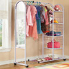 Verena Extendable Wardrobe With Mirror P-M00173(CRFS)