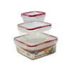 3PC SQ. STORAGE CONTAINER ST SC10635(HDS)