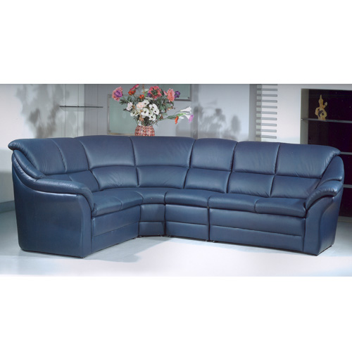 Sectional Leather Sofa S338_ (PK)