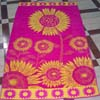 Velour Beach Towel Sun-Flower(RPT)
