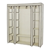 59 In. Portable Clothes Closet Wardrobe ULSF03_(AZFS)