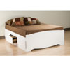 Queen Platform Storage Bed BQ-6200-3K_ (PP)