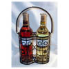 Double Verticle Wine Holder WH16074 (PM)