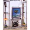 Apollo Silver TV Stand (PI)