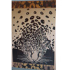 Tiger in the Beach 40x70 Egyptian cotton Beach Towel (RPTFS)