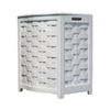 Bowed Front Laundry Hamper BHV0100_(OD)