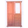 Solid Wood Jumbo Closet CL-80 (AI)
