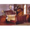 4 Pc Antique Cherry Finish Bedroom Set CM7140S_(IEM)