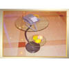 Glass End Table D11 (HT)