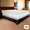 Serta Rejuvenator Dual-layer 4-inch Memory Foam Mattress Top